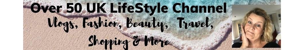 Caroline - Mrs M - Over 50 Lifestyle Banner