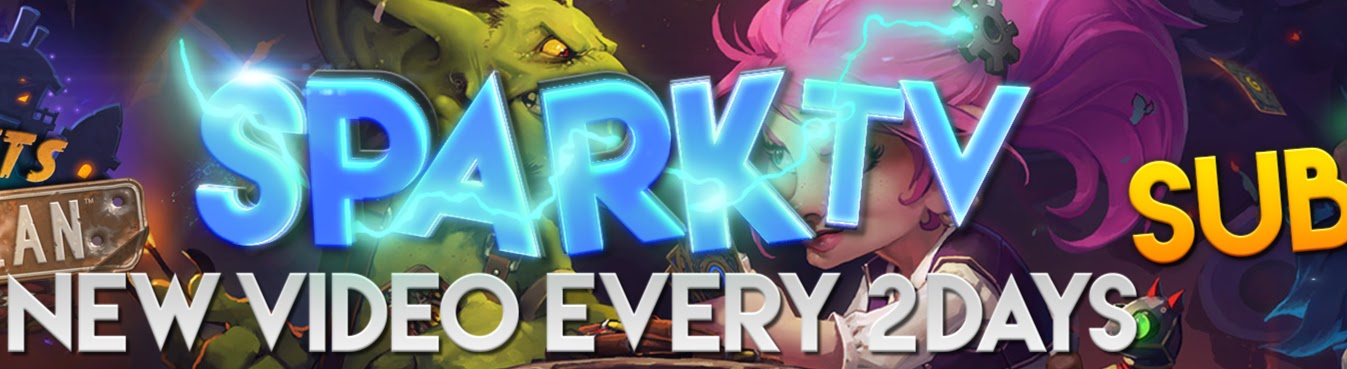 Hearthstone SparkTV's Cover Image