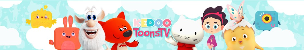 Kedoo Toons TV - Funny Animations for Kids