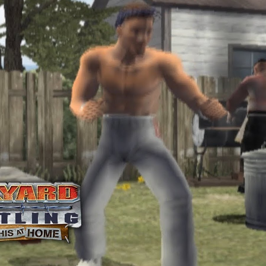 backyard wrestling don u0027t try this at home topic youtube