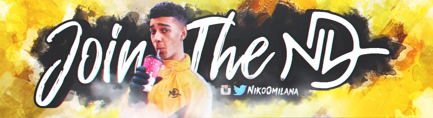 Niko Omilana's Cover Image