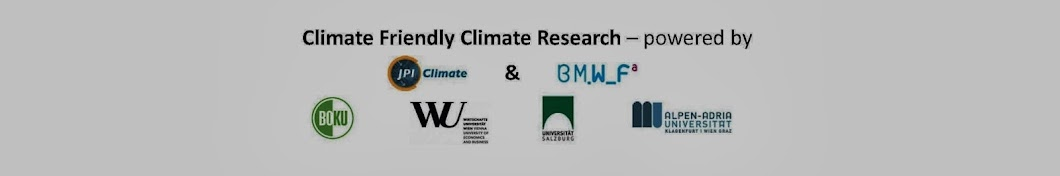 Climate Friendly Climate Research Conference