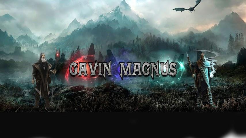Гэвин Магнус