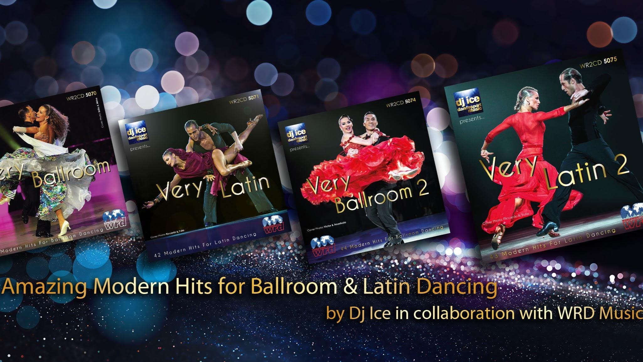 Dj ICE Dancesport Music