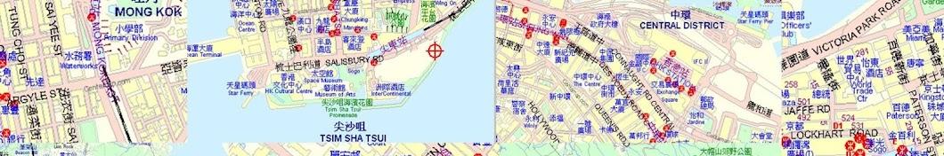 hongkongmap Banner