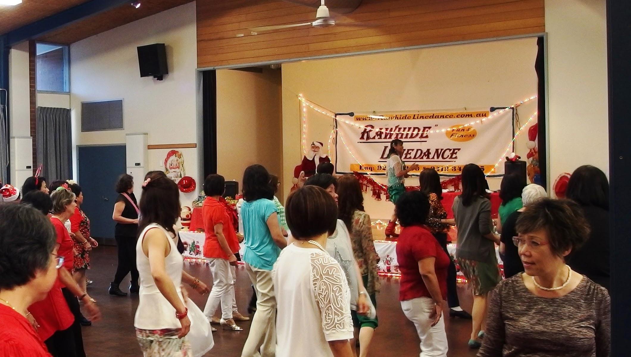 Rawhide Linedance