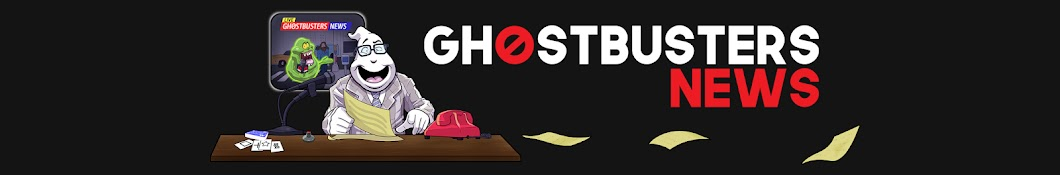 Ghostbusters News Banner
