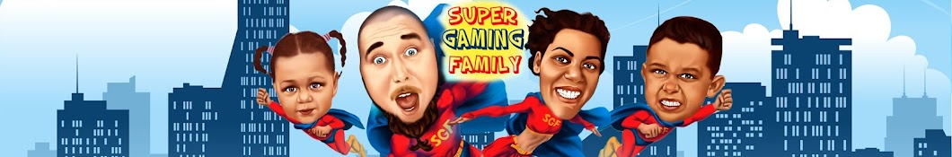 Super Gaming Family