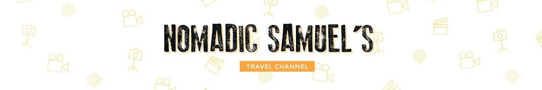Nomadic Samuel - Travel Channel Banner
