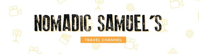 Nomadic Samuel - Travel Channel banner