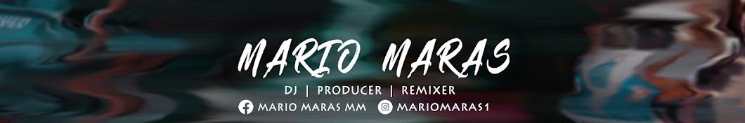 Mario Maras Banner
