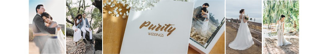 Purity Weddings YouTube channel avatar