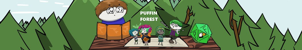 Puffin Forest