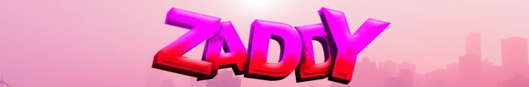 zaddy Banner