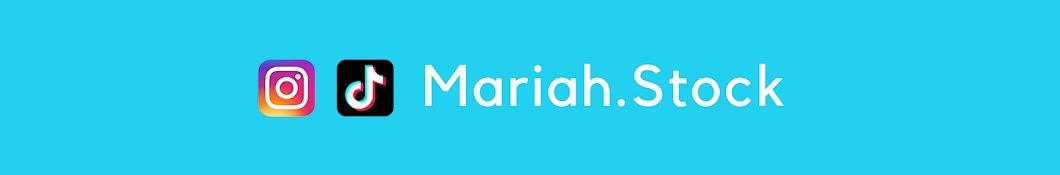Mariah Stock Banner