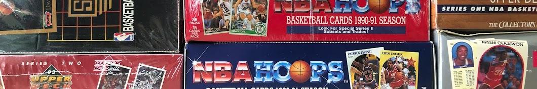 Retro Hoop Collectibles Banner