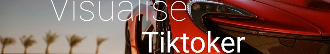 Visualise Tiktoker Banner
