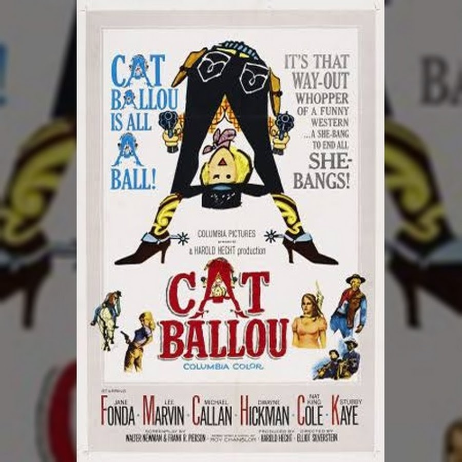 Cat Ballou Youtube