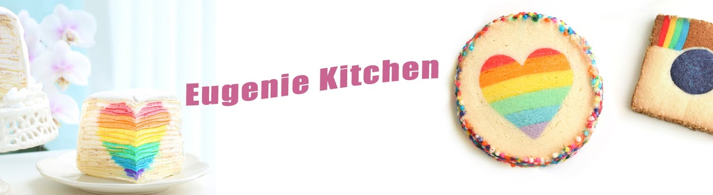 Eugenie Kitchen's Cover Image