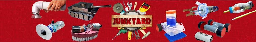 Junkyard - Origin of Creativity