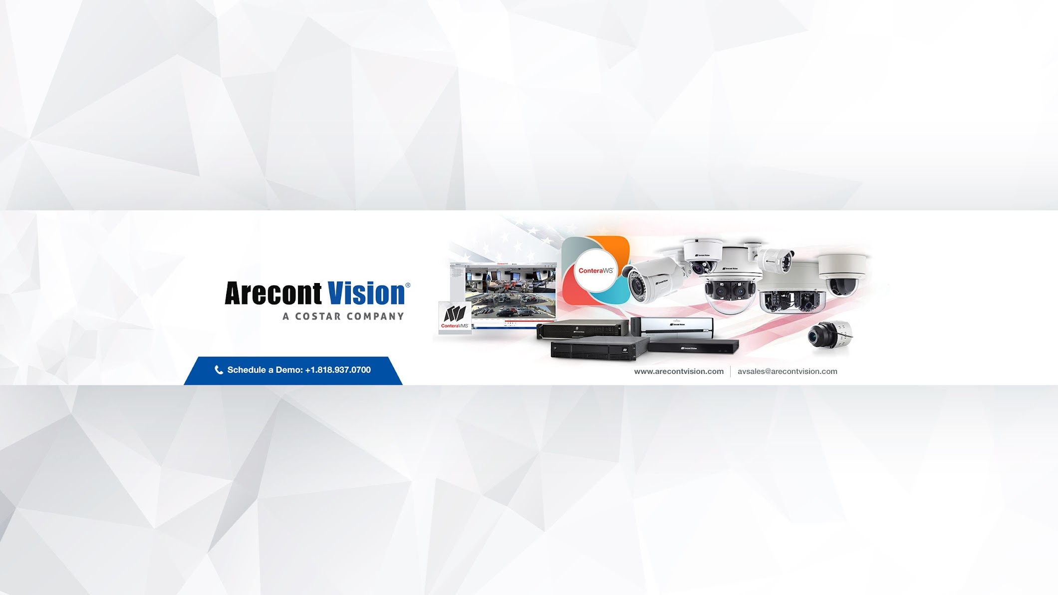 Arecont Vision - YouTube
