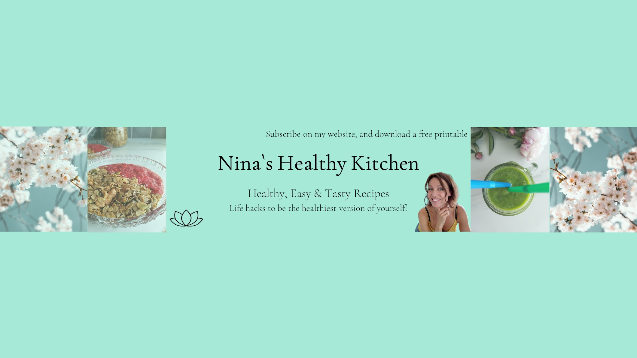 Nina`s Healthy Kitchen