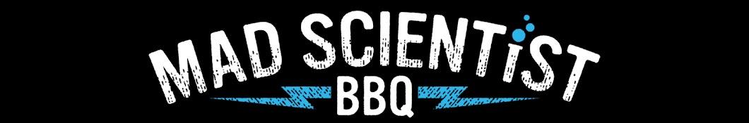 Mad Scientist BBQ Banner
