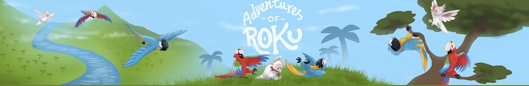 Adventures of Roku YouTube channel avatar