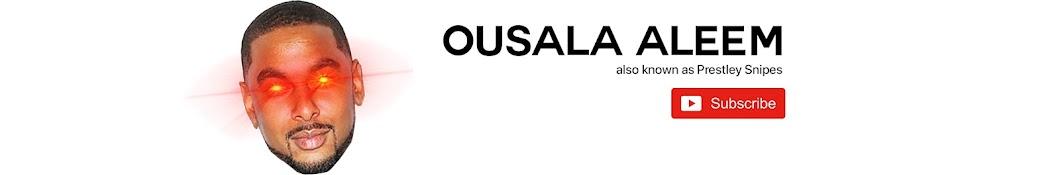 Ousala Aleem - Filmmaker & Author Banner