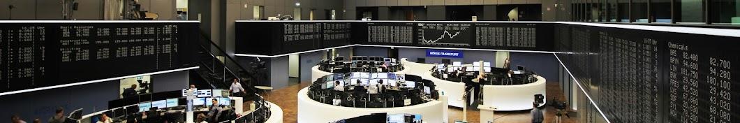 Börse Frankfurt Banner
