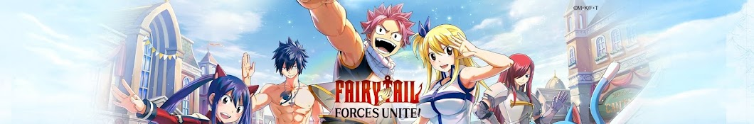 FAIRY TAIL: Forces Unite by Garena Indonesia Banner