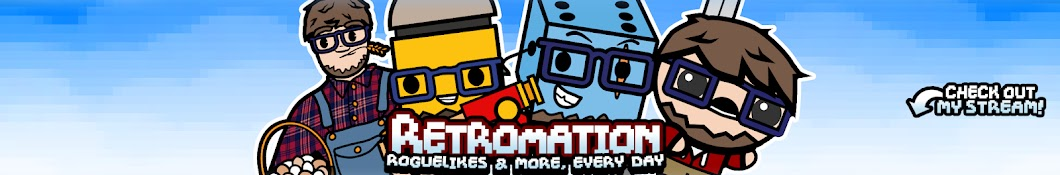 Retromation Banner