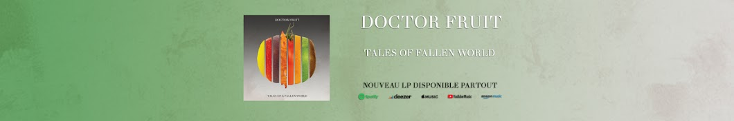 Doctor Fruit Banner