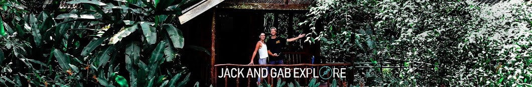 Jack and Gab Explore Banner