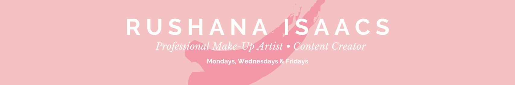 RushanaIsaacs Makeup