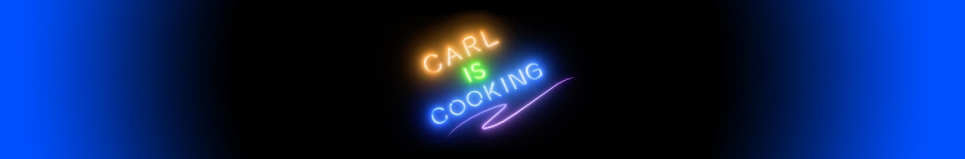 Carl is cooking