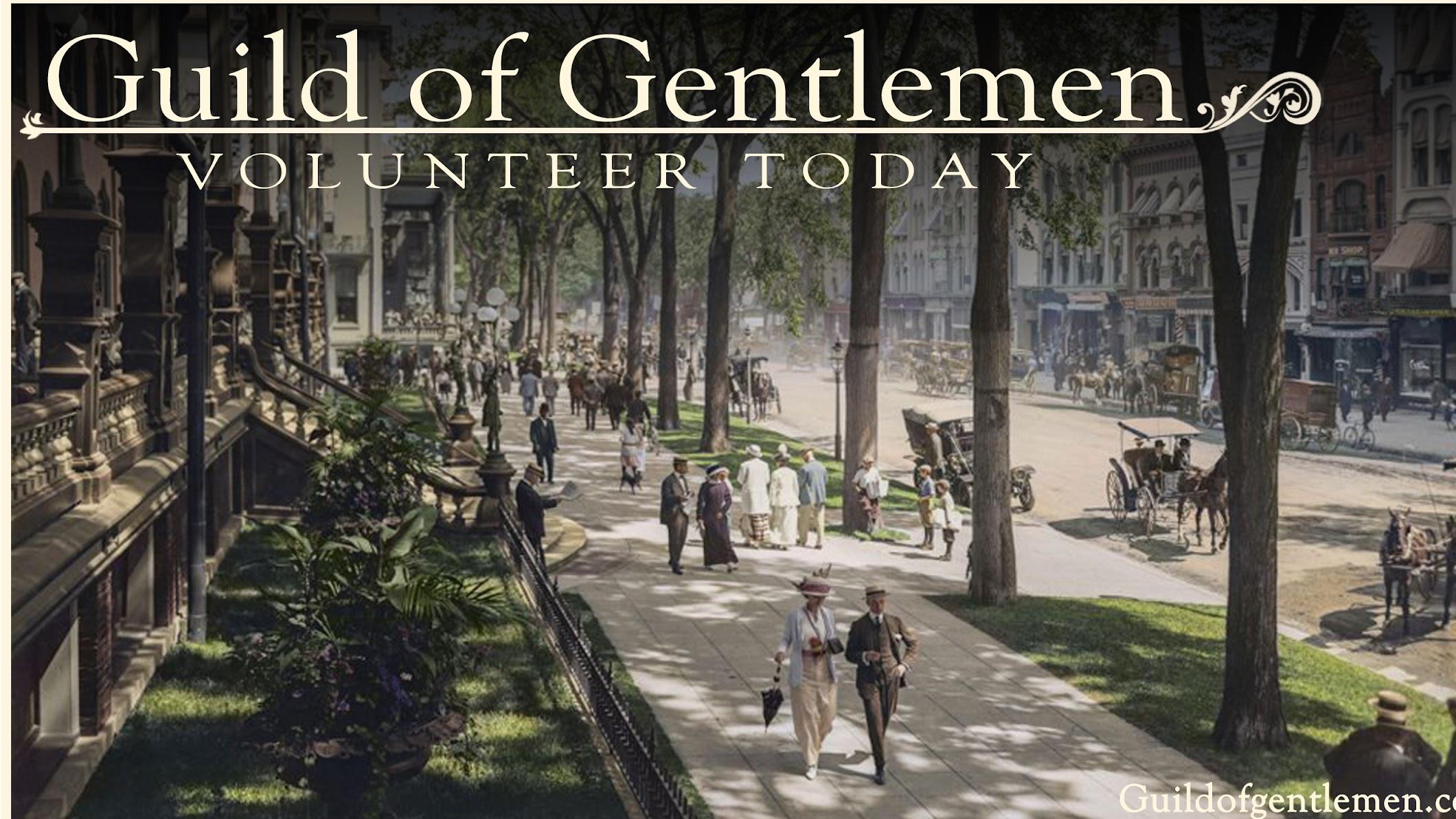 Guild of Gentlemen