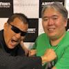 It is Yasuhiro Togai of a boomerang player.