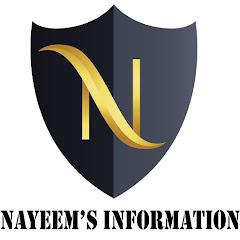 Nayeem's Information