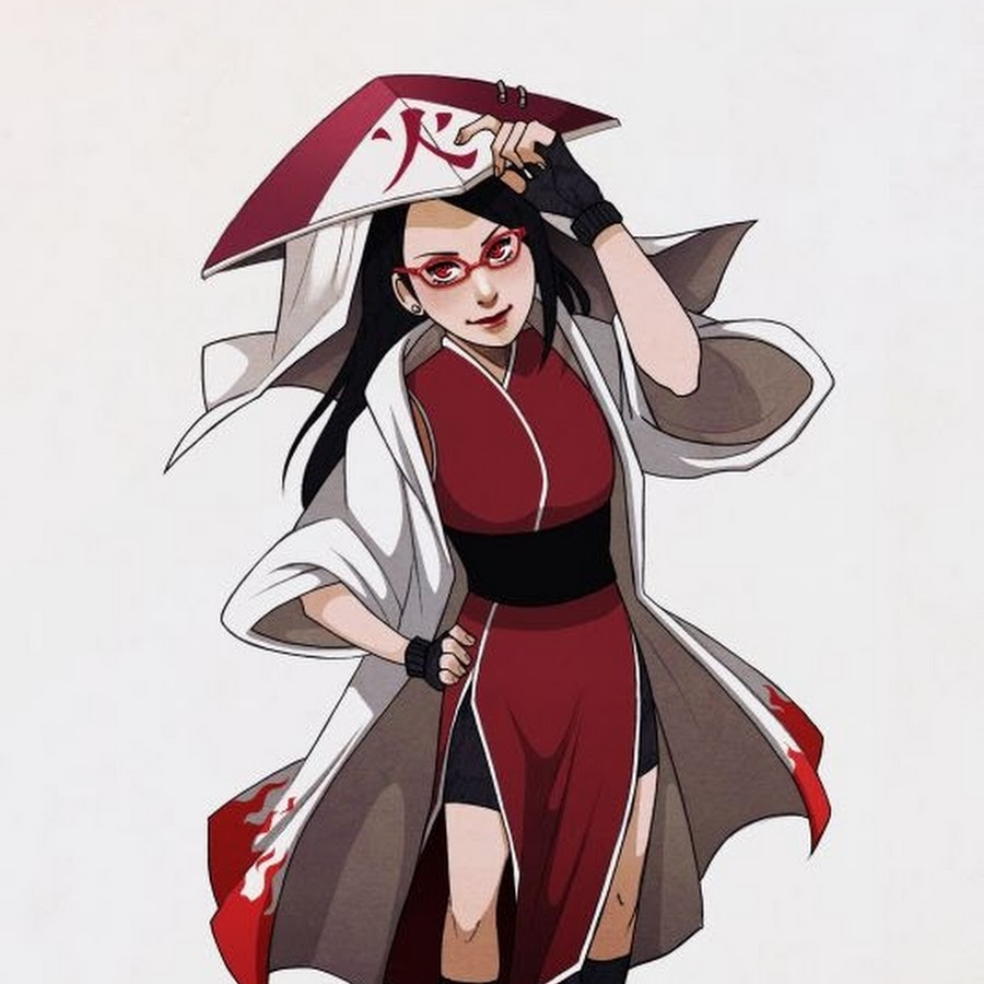 The Eighth Hokage by AnarchyPride on DeviantArt  |9th Hokage