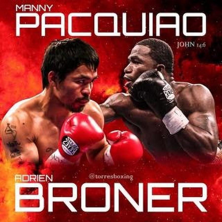 Pacquiao Vs Broner Live Stream