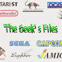 The Geek's files
