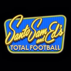 Santo Sam and Ed Total Football