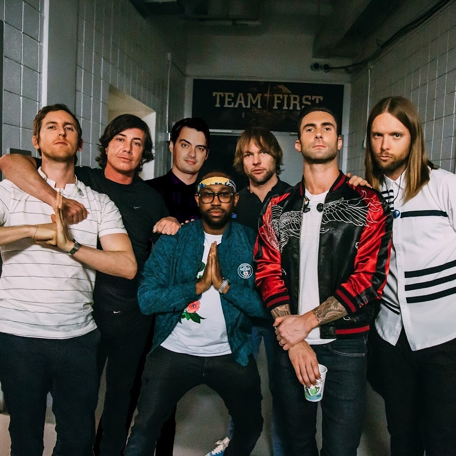 List of songs recorded by Maroon 5