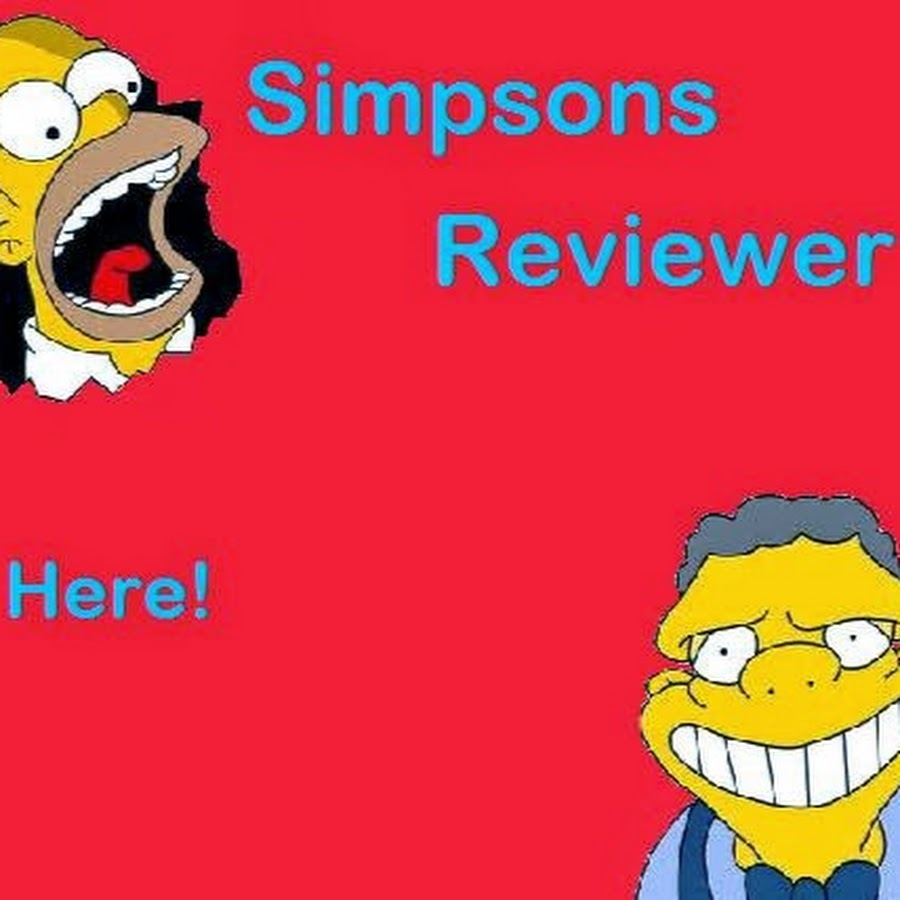 SimpsonsReviewer