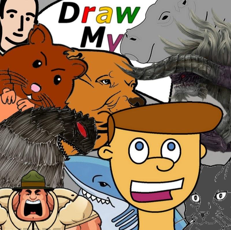 Youtubeur Draw My Story
