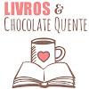 Livros e Chocolate Quente