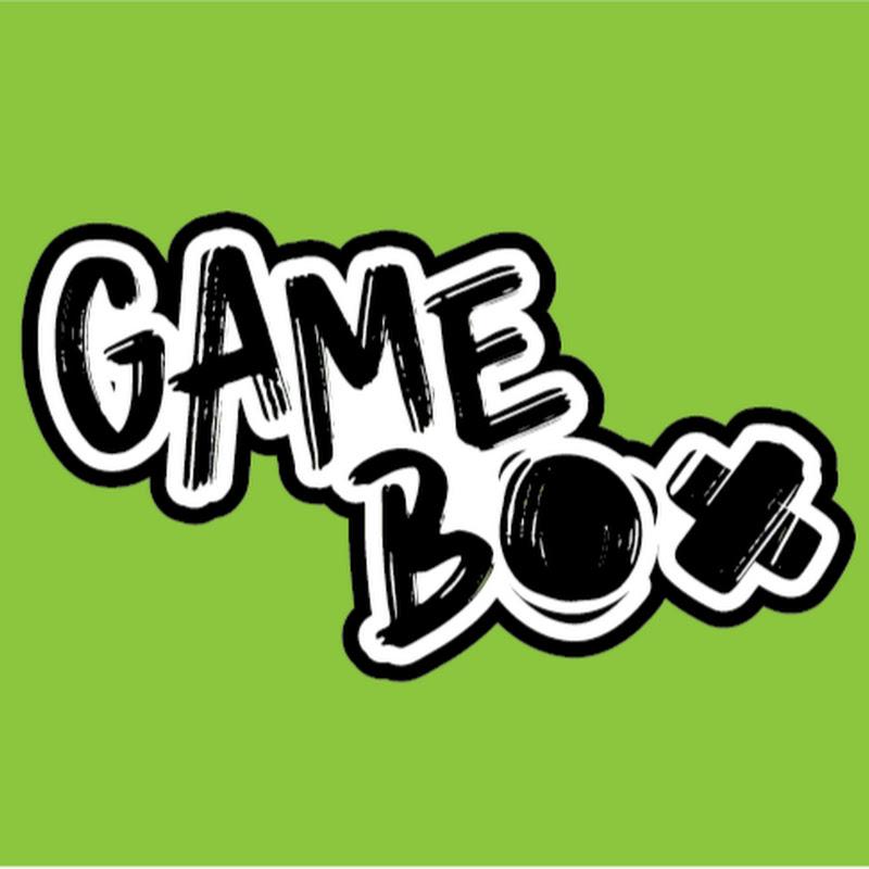GAME BOX גיים בוקס