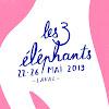 Les 3 éléphants