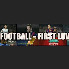 Football - first love!